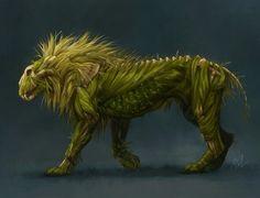concept beast