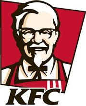 KFC corporate donation request via US Mail only
