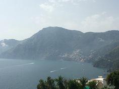Positano from Praiano ( Amalfi Coast )  Visit enjoysorrentolimo.com