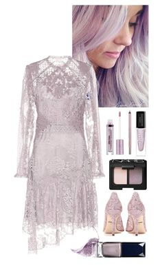 """Untitled #97"" by fanfanfanfannnn ❤ liked on Polyvore featuring Zimmermann, Dolce&Gabbana, Clé de Peau Beauté, NARS Cosmetics, Urban Decay and Lime Crime"