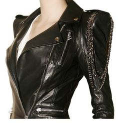Elegant Leather Womens Style