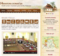 Spletna stran Hrvatove domačije    http://hrvatovadomacija.si/