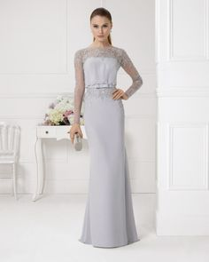 Shop affordable Sheath Beaded Jewel Neck Illusion Sleeve Chiffon Prom Dress at June Bridals! Over 8000 Chic wedding, bridesmaid, prom dresses & more are on hot sale. Midnight Blue Prom Dresses, Prom Dresses Blue, Formal Dresses, Party Dresses, Robes D'occasion, Beaded Prom Dress, Beaded Chiffon, Illusion Dress, Prom Dresses Online