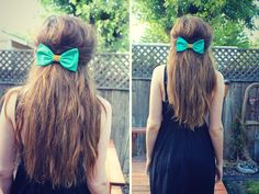 Big Hair Bow