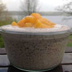 Favorit Chiapudding Paleo Breakfast, Breakfast Time, Paleo Beans, Paleo Diet, Lchf, Brunch Recipes, Lentils, Sugar Free, Healthy Recipes