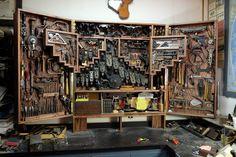 shuster tool chest