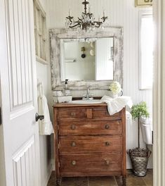 Trailer Remodel Interior Shabby Chic Ideas For 2019 Interior, Home, Remodel, Bathroom Makeover, Shabby Chic Bathroom, Shabby Chic Room, Bathrooms Remodel, Bathroom Decor, Beautiful Bathrooms