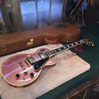 1987 Vintage Rare Gibson Les Paul Custom Lite Burgandy Mist (Metallic Rose)WOW