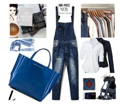"""Don't Forget...Denim..."" by dragananovcic ❤ liked on Polyvore featuring Tom Ford, Ampersand As Apostrophe, Dsquared2, Butter London, Etro, Steffen Schraut, women's clothing, women's fashion, women and female"