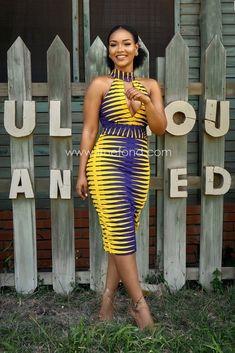 Beautiful african fashion looks 8332 African Fashion Designers, African Print Fashion, Africa Fashion, African Fashion Dresses, Fashion Prints, African Prints, African Outfits, African Clothes, Nigerian Clothing