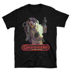 Geppetto Duck G-Buster Tees, Mens Tops, T Shirt, Fashion, Supreme T Shirt, Moda, T Shirts, Tee Shirt, Fashion Styles