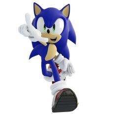 "Sonic the Hedgehog - ""That tornado's carrying a car!"" (Sonic the Hedgehog 2006 quote)"