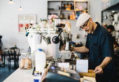 Illi Hill café, Marrickville, serving ricotta buttermilk pancakes - Broadsheet Sydney