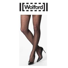 Wolford Colour Dots Tights at McEwens Of Perth Lovely Legs, Wolford, Perth, Tights, Dots, Colour, Style, Navy Tights, Stitches