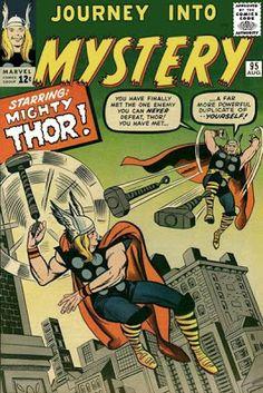 Journey into Mystery #95. Thor v Thor.   #JourneyIntoMystery #Thor