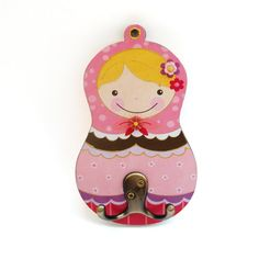 Hey, I found this really awesome Etsy listing at https://www.etsy.com/listing/161649846/pink-matryoshka-doll-russia-decorative