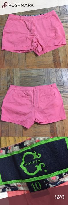 Pink C Wonder shorts Only wore a few times Pink C Wonder shorts Shorts