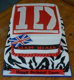 One Direction Cake..... must learn how use fondant before emis birthday! !!! love this! !!!!