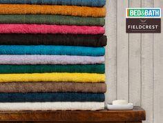Πετσέτες Μονόχρωμες FIELDCREST Ultrasoft 100% βαμβάκι - FIELDCREST Superior Ultrasoft Solid Towel - 100%cotton