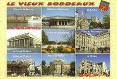 bordeaux postcards - Google Search