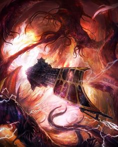 In case you were wondering why Gellar Fields are important... Warhammer 40K
