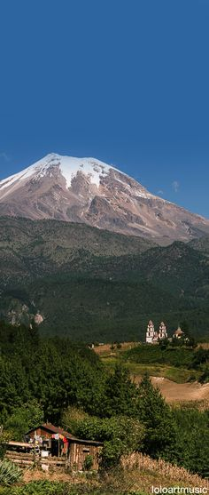 Pico de Orizaba, Veracruz-Puebla, Mexico