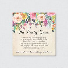 Guess The Sweet Mess Game, Baby Girl Baby Shower Diaper Candy Bar Game, Floral, . Lingerie Shower Invitations, Bridal Lingerie Shower, Pink Invitations, Printable Invitations, Bridal Shower Questions, Bar Games, Baby Shower Photos, Baby Shower Diapers, Event Planning