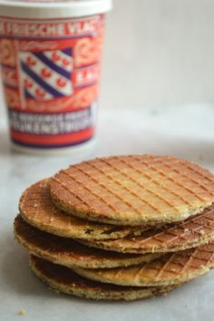 While everyone was obsessing over the royal baby girl, I was sweating away in the kitchen making these delicious stroopwafels! Stroopwafels seem to be gaining in popularity all over the world right…
