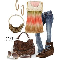 Kinzie, created by s-p-j on Polyvore