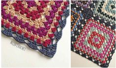 The Trillian square is a simple granny square with a twist. You can use this square for many projects like pillows covers, totes, ponchos, shawls and blankets