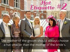#hat_etiquette #hats #mother_of_the_bride