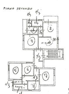 Vendita appartamento con giardino San Giuliano Terme Asciano Pisa, Floor Plans, Floor Plan Drawing