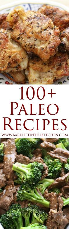 Pinterest153Facebook0Twitter0YummlyPrintEmail153 Love these recipes?PIN THEMto your DINNER BOARD to save them! FollowBAREFEET IN THE KITCHENon Pinterest for more great recipes! To kick off a season of more intentional eating, I've rounded up an enormous collection of paleo recipes.Paleo eating is much more simple than it might seem at first glance.If you're anything like me, youRead More