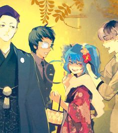 "trashprincetsukiyama: "" Newsflash: Ishida-sensei's art is amazing and the Quinx squad are all gorgeous babes "" Tokyo Ghoul"