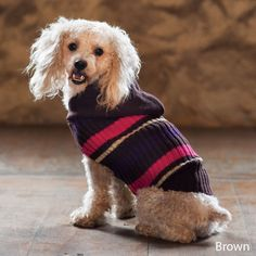 Fashion Pet Outdoor Dog Woodland Hooded Sweater -- Click on the image for additional details. (This is an affiliate link) #Dogs