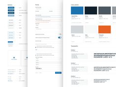 Degreed Style Guide by  Wouter de Bres #Design Popular #Dribbble #shots