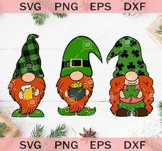 Drinkin with my gnomies patricks day svg St Patrick's day svg, Three Gnomes Holding Clover SVG, Irish Gnome SVG – SVG Trendy Studio St Patricks Day Cards, Saint Patricks, St Patricks Day Clipart, Gnome Paint, St Patrick's Day Decorations, St Patrick Day Shirts, St Pats, St Paddys Day, Rock Crafts