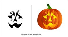 Halloween-2012-Pumpkin-Carving-Patterns-15-Scary-Stencils-Template-10.jpg (500×274)