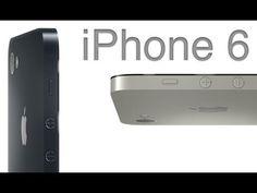 Video: schlankes iPhone 6 Konzept ohne Homebutton - http://apfeleimer.de/2013/04/video-schlankes-iphone-6-konzept-ohne-homebutton
