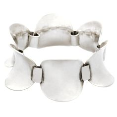 1stdibs - Georg Jensen Modernist Bracelet by Nanna Ditzel explore items from 1,700  global dealers at 1stdibs.com