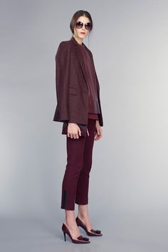 Sfilata Banana Republic New York - Collezioni Autunno Inverno 2015-16 - Vogue