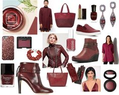 Pantone Marsala Wine Color of the year trend