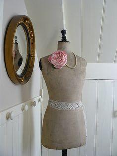 vintage mannequin tailors dummy