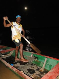 Pescador do Rio São Francisco