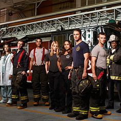 New Shows: Chicago Fire - Taylor Kinney - yum!