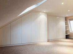 adding cupboards in attic room - Google Search