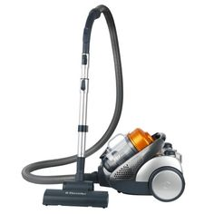 The #Electrolux Access T8 is a powerful, compact canister vacuum designed to clean every surface in your home with style, without losing suction. Equipped with ...