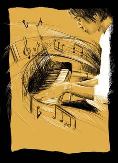 40 Amazing Music Inspired Artworks