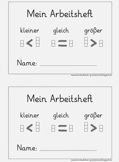 304 best Lernen - Mathematik - 1. Klasse images on Pinterest in 2018 ...