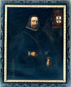 Retrato de D. João IV Autor:Rebelo, José de Avelar (? - 1657) Datação:1640 d.C. - 1657 d.C.